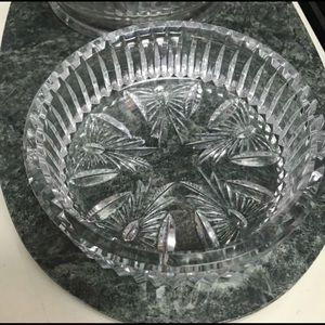 Waterford Crystal Bows Candy Dish